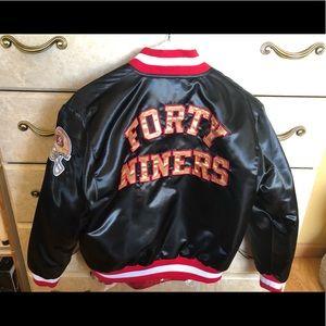 SF 49ERS jacket
